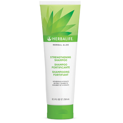 Shampooing fortifiant Herbal Aloe