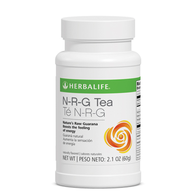N-R-G Nature's Raw Guarana Tea