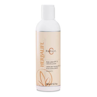 Radiant C® Body Lotion SPF 15