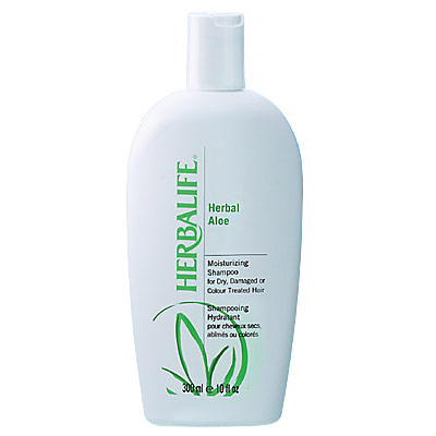 Herbal Aloe Moisturizing Shampoo