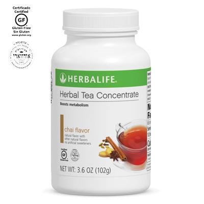 Té Herbal Concentrado