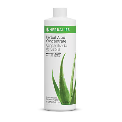 Herbal Aloe Drink Concentrate