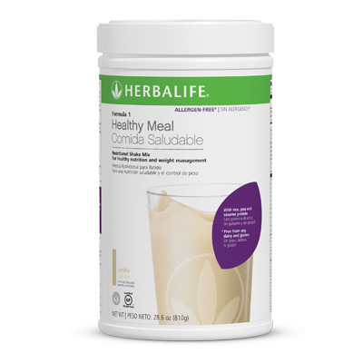 Formula 1 Nutritional Shake Mix Allergen-Free*