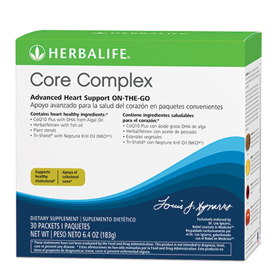 Core Complex con CoQ10 Plus