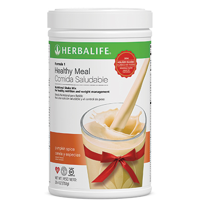 Limited Edition Formula 1 Healthy Meal Nutritional Shake Mix Pumpkin Spice