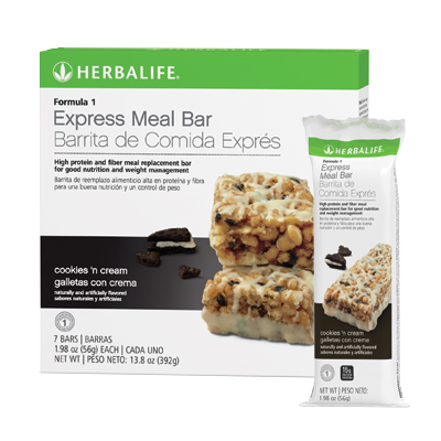 Formula 1 Express Meal Bar, Cookies 'n Cream