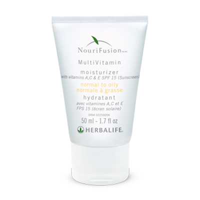 MultiVitamin Normal to Oily Moisturizer SPF 15