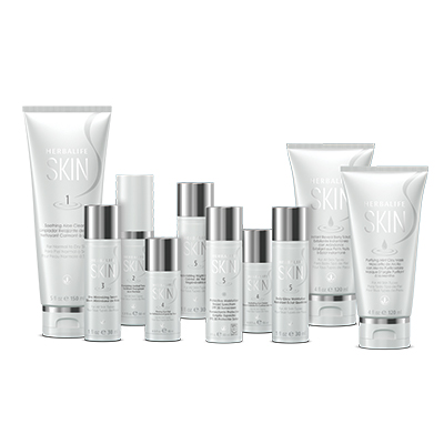 Herbalife SKIN™ Ultimate Program – For Normal to Dry Skin