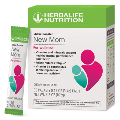 New Mom For Wellness