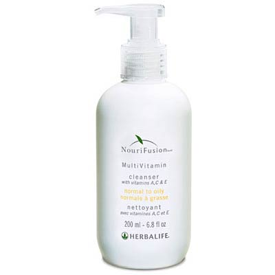 MultiVitamin Normal to Oily Foaming Gel Cleanser