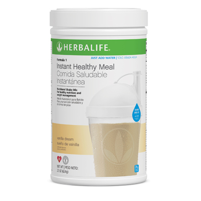 Formula 1 Instant Healthy Meal Nutritional Shake Mix