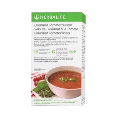 Gourmet tomatensoep