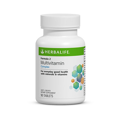 Formula 2 Multivitamin Complex Bottle 90 tablets