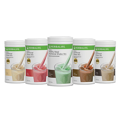 Formula 1 Nutritional Shake Mix French Vanilla Canister 560g