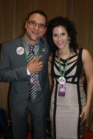 Roger and Ally Shehata