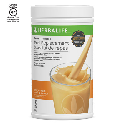 Formula 1 Meal Replacement Orange Cream