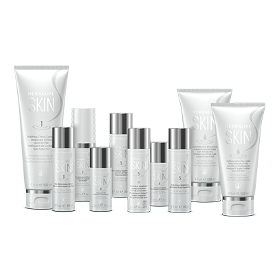 Herbalife SKIN Ultimate Program – For Normal to Oily Skin