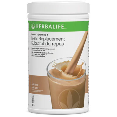 Formula 1 Meal Replacement Shake Mix - Café Latte