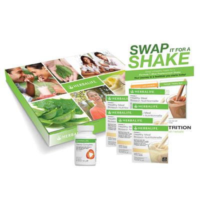 Herbalife 3 Day Trial Pack