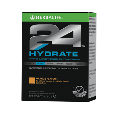 Hydrate - Supports Hydration with Electrolytes
