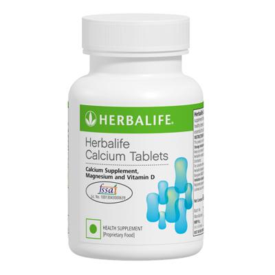 Herbalife Calcium Tablets