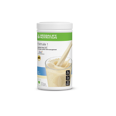 Herbalife Nutrition Formula 1 Nutritional shake Mix