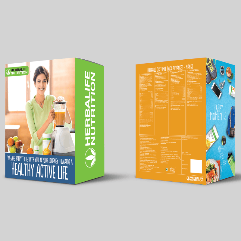 Preferred Customer Pack Advanced -  Mango