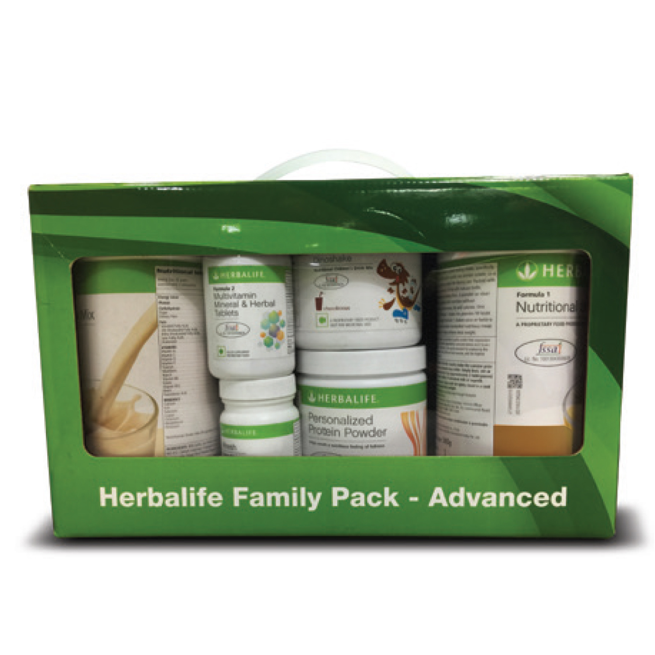 Herbalife Family Pack - Advanced