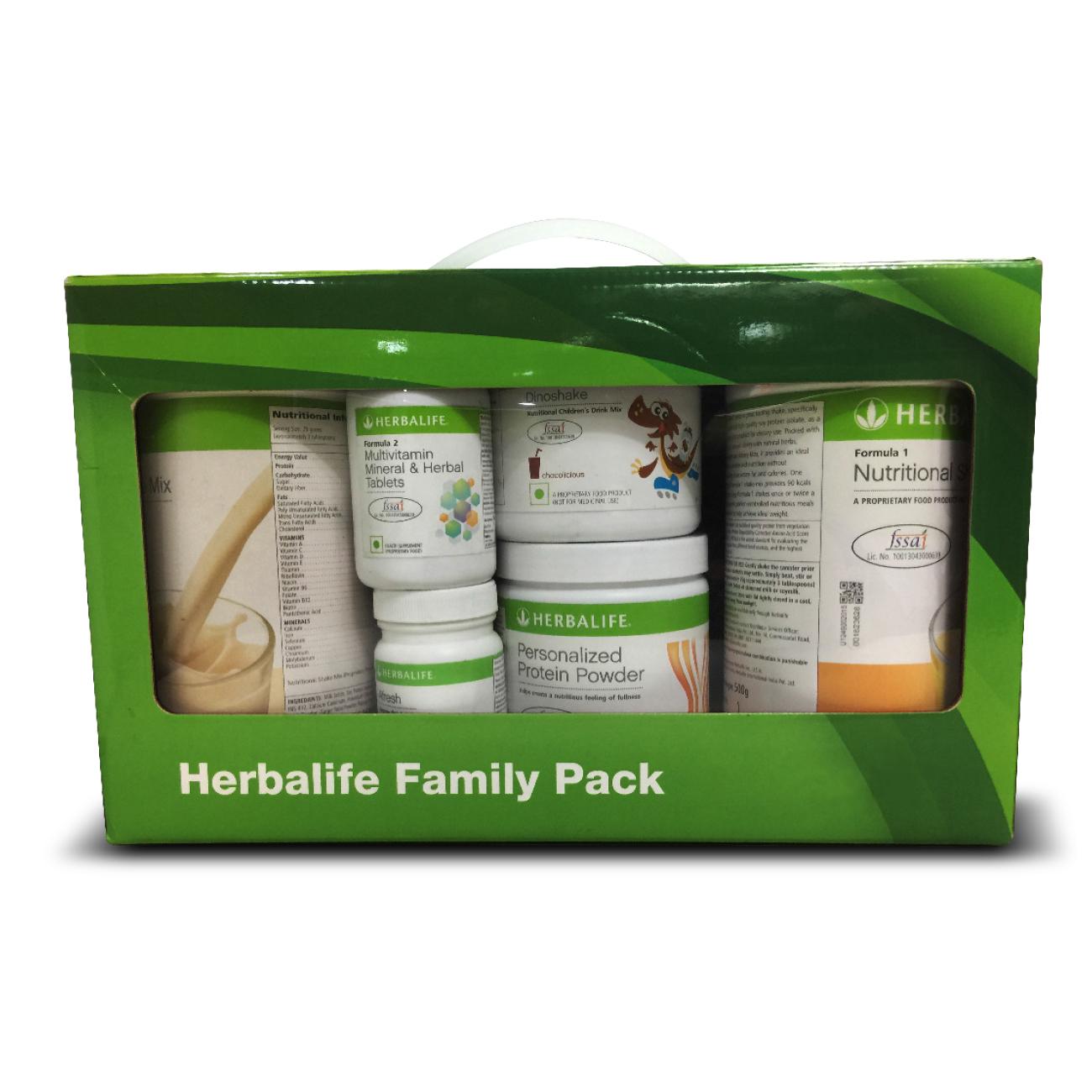 Herbalife Family Pack