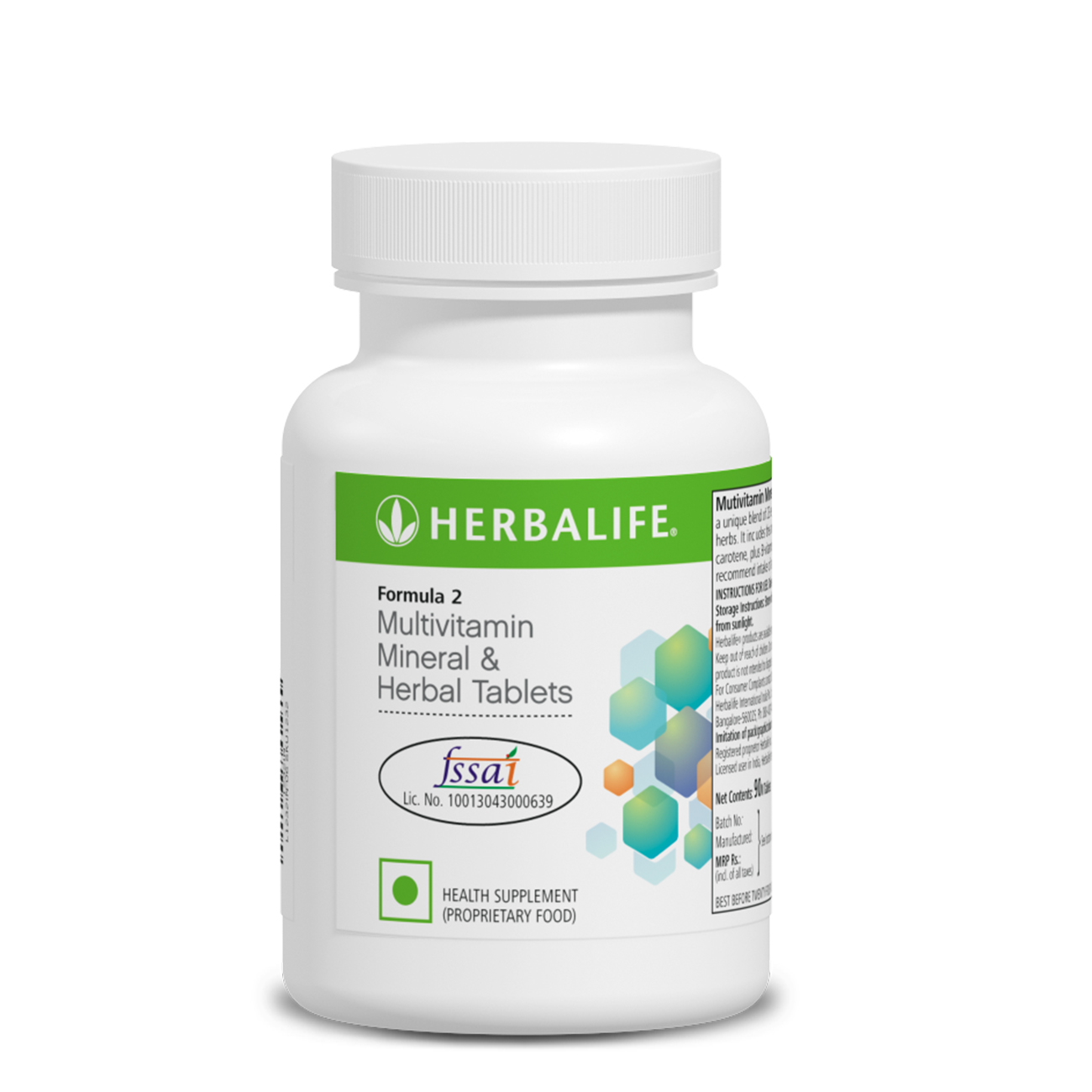 Multivitamin Mineral and Herbal Tablets