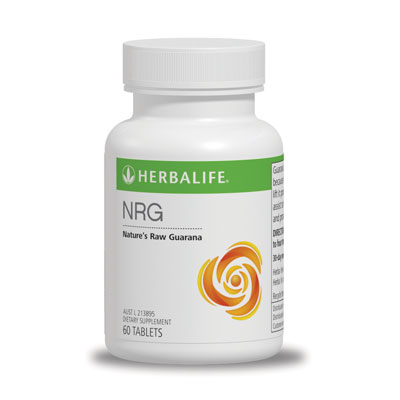NRG Bottle 60 tablets