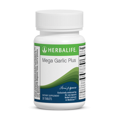 Mega Garlic Plus