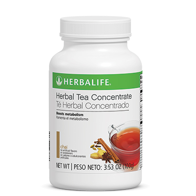 Té Herbal Concentrado Frambuesa  1.8oz
