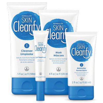 Herbalife SKIN® Clearify Acne Kit