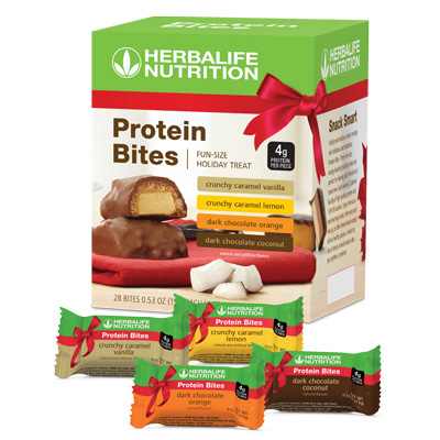 Limited Edition Protein Bites Variety Pack