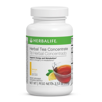 Té Herbal Concentrado