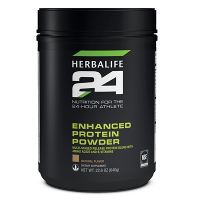 Herbalife24® Enhanced Protein Powder: Natural Flavor
