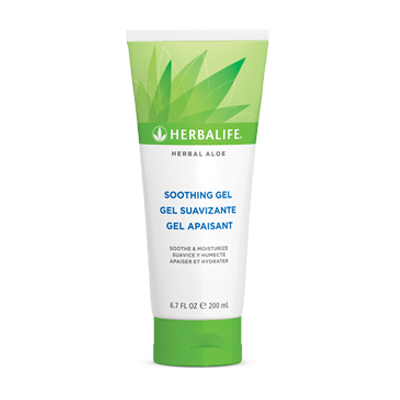Gel Suavizante Herbal Aloe