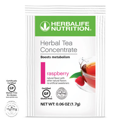 Herbal Tea Concentrate Single-Serve Packets