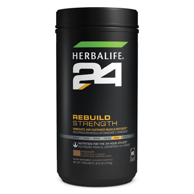 Herbalife24™ Rebuild Strength Chocolate  35.6 oz