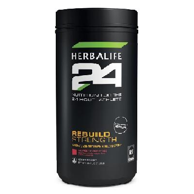 Herbalife24® Rebuild Strength sabor pastel de fresa