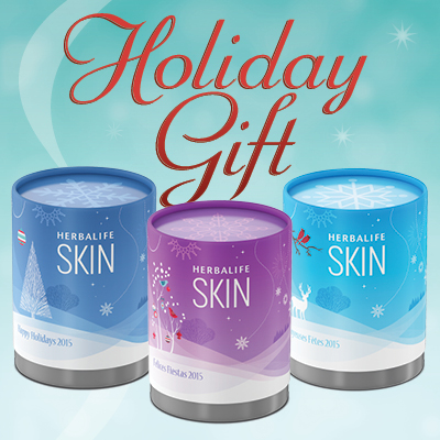 Herbalife SKIN® Holiday Set Promotion