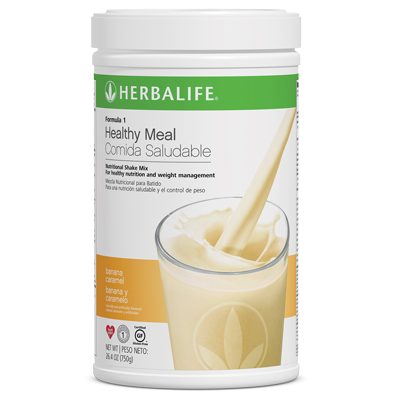 Formula 1 Healthy Meal Nutritional Shake Mix French Vanilla  750g