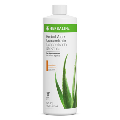 Herbal Aloe Concentrate Original  Pint