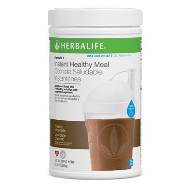 Fórmula 1 Comida Saludable Instantánea Mezcla Nutricional para Batido