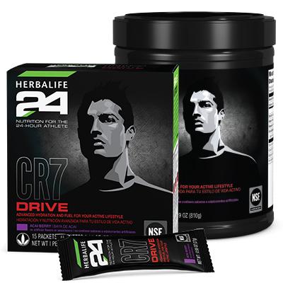 CR7 Drive de Herbalife24®