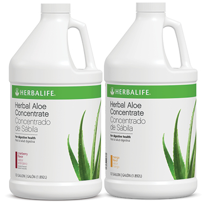 Herbal Aloe Concentrate ½ Gallon