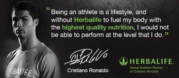 Herbalife Sponsorships