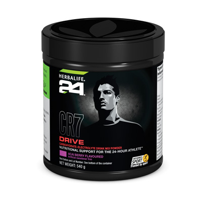 CR7 Drive Canister
