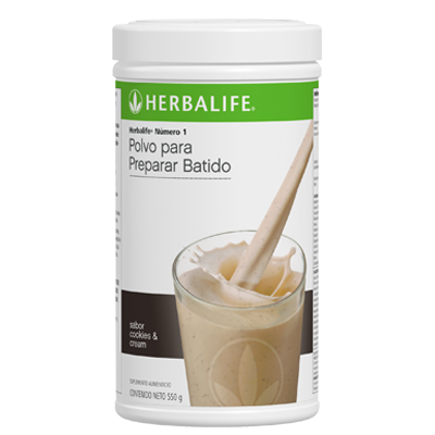 Herbalife® Fórmula 1 - Cookies and Cream